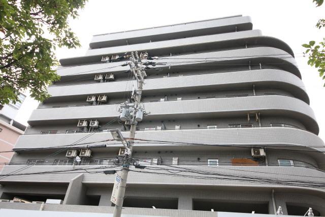 天神橋筋六丁目 徒歩1分 7階 1DK 賃貸マンション