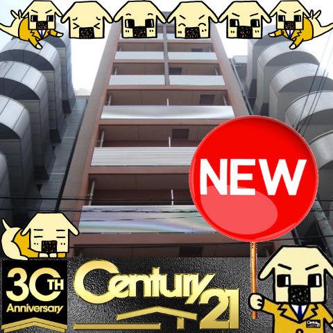 日本橋 徒歩3分 9階 1K 賃貸マンション