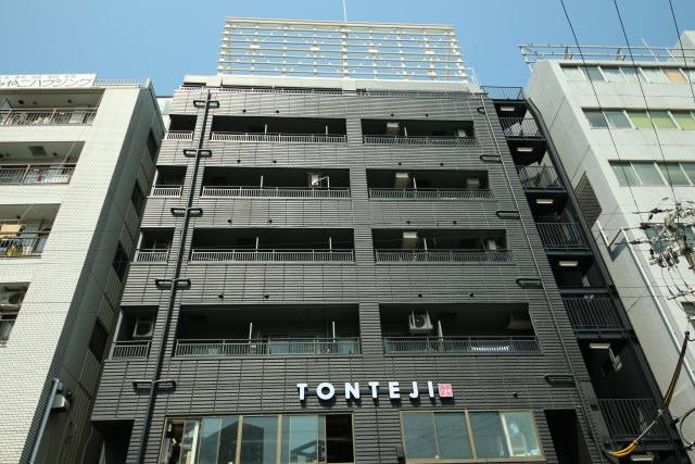 京橋 徒歩7分 6階 1K 賃貸マンション