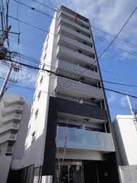 姫松 徒歩12分 5階 1DK 賃貸マンション