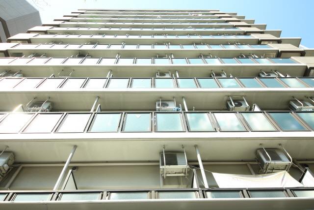 なんば 徒歩8分 9階 2DK 賃貸マンション
