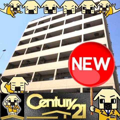 谷町四丁目 徒歩11分 4階 1K 賃貸マンション
