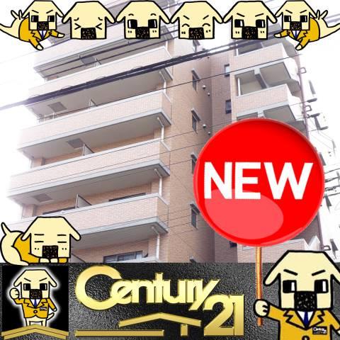桜川 徒歩11分 3階 1K 賃貸マンション