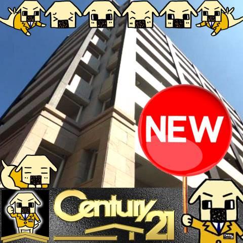 御幣島 徒歩14分 8階 1K 賃貸マンション