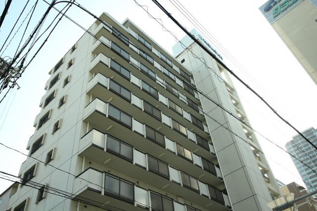 長堀橋 徒歩3分 10階 1K 賃貸マンション