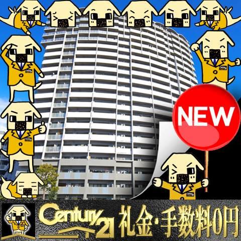 大阪港 徒歩20分 5階 3LDK 賃貸マンション