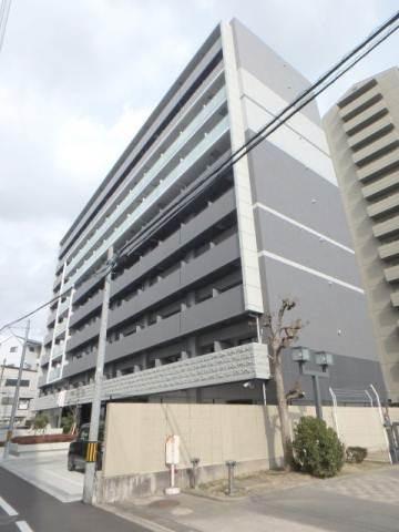 野田阪神 徒歩3分 7階 1K 賃貸マンション