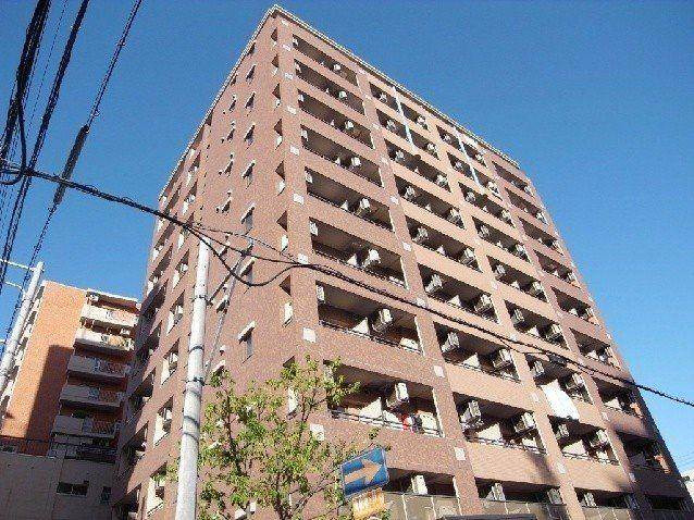 梅田 徒歩11分 8階 1K 賃貸マンション