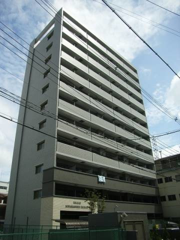 野田阪神 徒歩5分 6階 1K 賃貸マンション