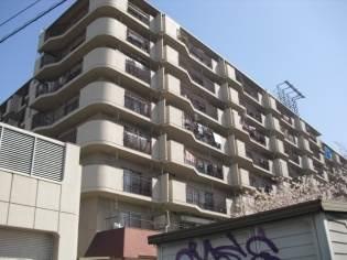 寺田町 徒歩5分 4階 1DK 賃貸マンション