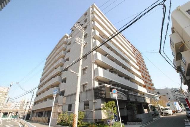 中崎町 徒歩5分 3階 1K 賃貸マンション