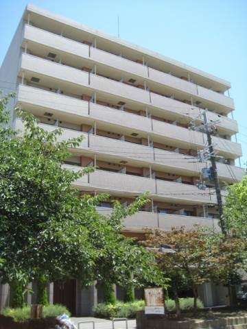 野田阪神 徒歩8分 4階 1K 賃貸マンション