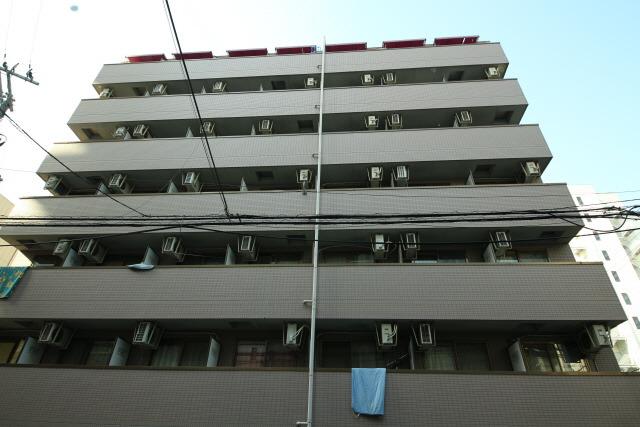 心斎橋 徒歩9分 6階 1LDK 賃貸マンション