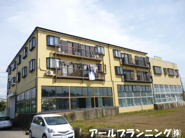 東松戸 徒歩29分 3階 1LDK 賃貸マンション