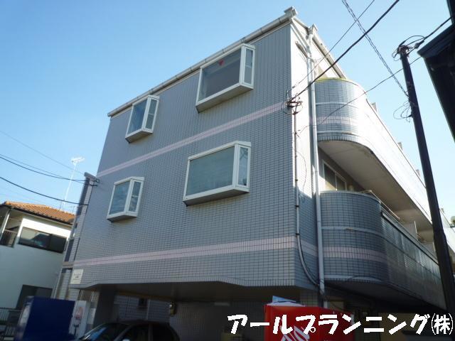 松戸新田 徒歩10分 3階 1K 賃貸マンション