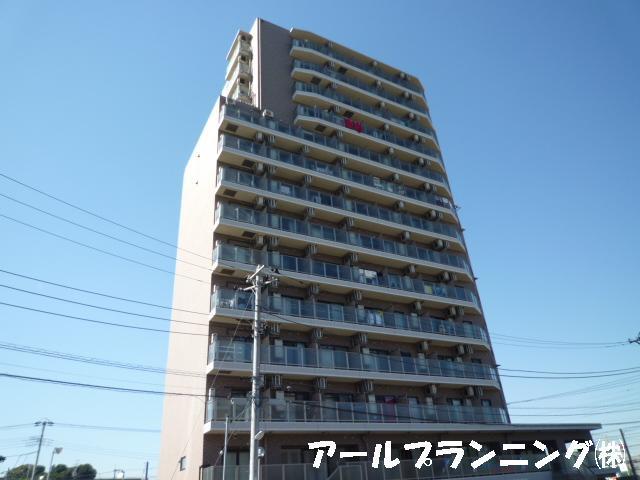 東松戸 徒歩3分 8階 1K 賃貸マンション