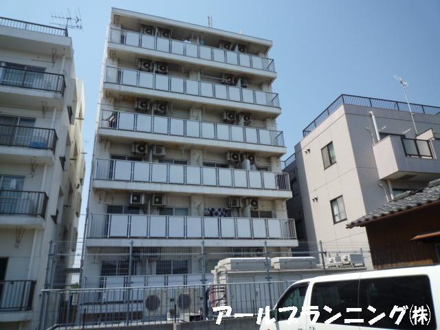 松戸 徒歩20分 5階 1K 賃貸マンション