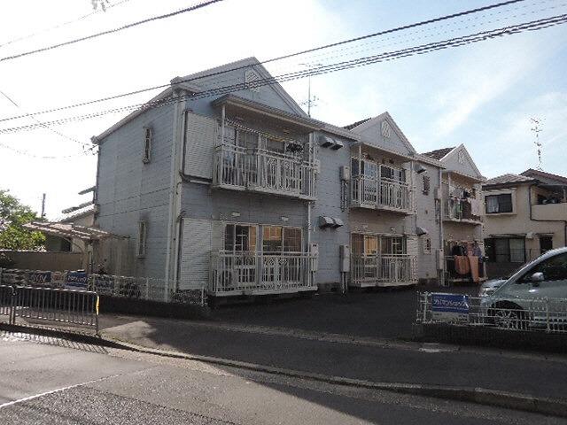 近鉄丹波橋 徒歩17分 2階 2DK 賃貸アパート