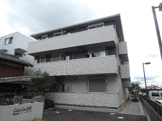 山科 徒歩22分 3階 1LDK 賃貸アパート