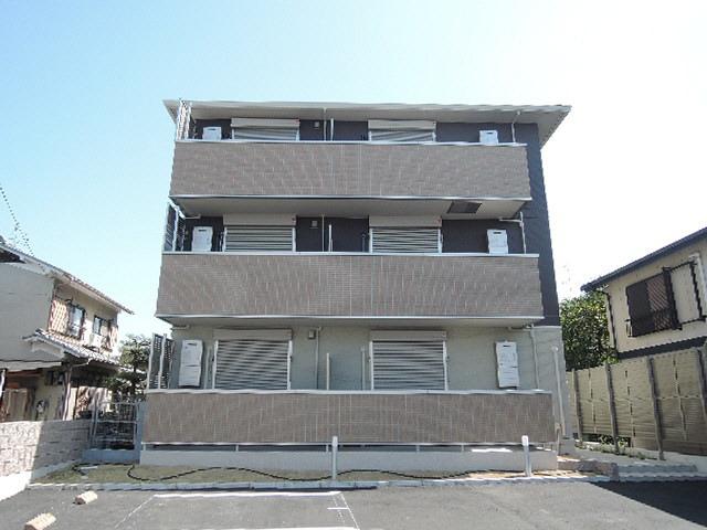 伊勢田 徒歩6分 3階 1LDK 賃貸アパート