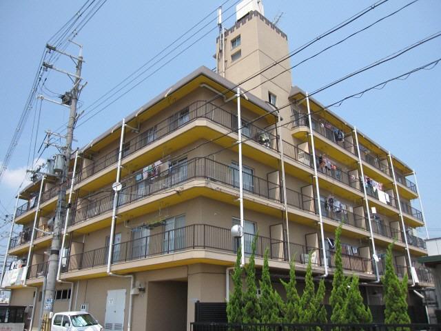 JR小倉 徒歩25分 3階 3DK 賃貸マンション
