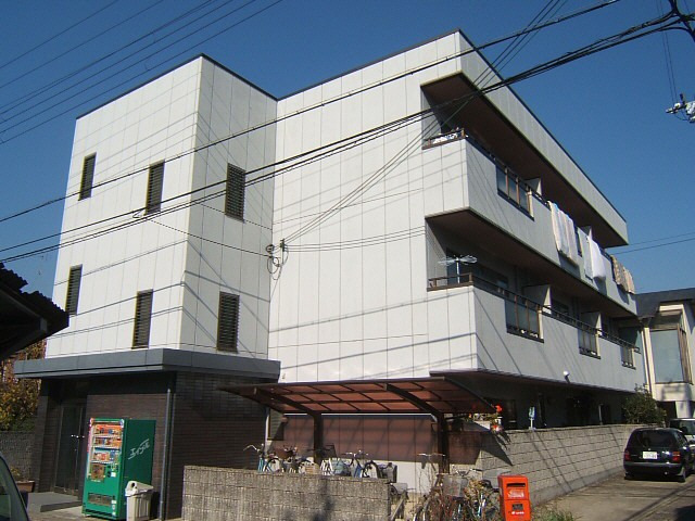 石田 徒歩4分 3階 2DK 賃貸マンション