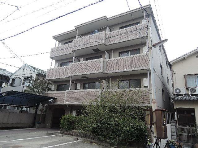 桃山御陵前 徒歩12分 3階 2K 賃貸マンション