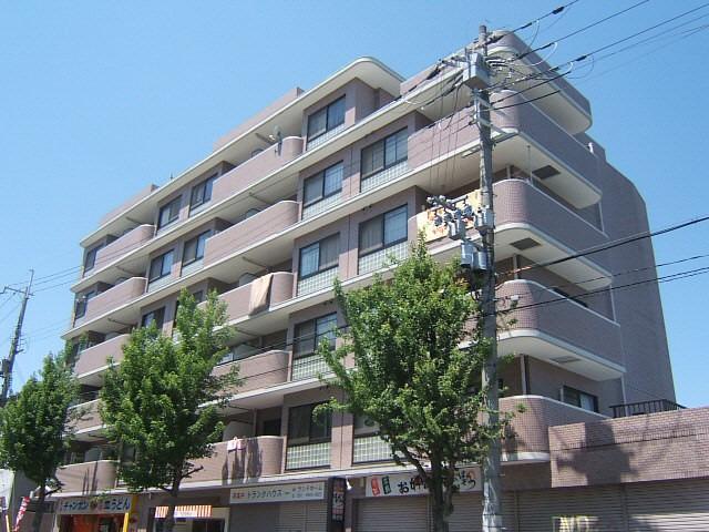 醍醐 徒歩17分 6階 3DK 賃貸マンション