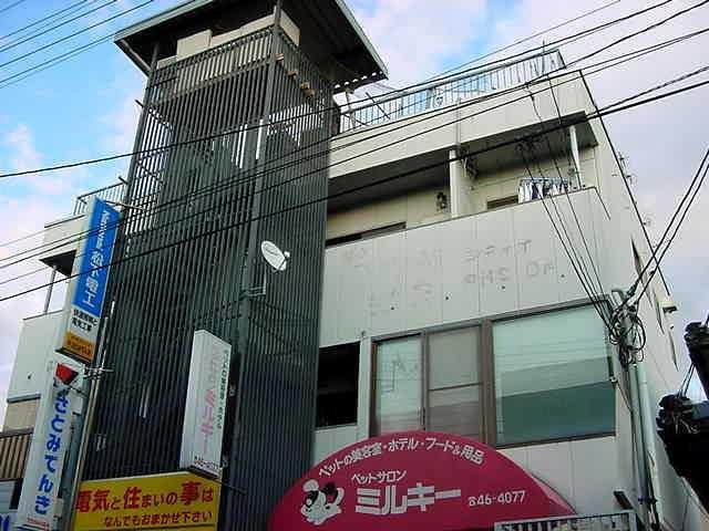 久津川 徒歩12分 2階 1R 賃貸マンション