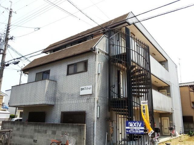 竹田 バス5分 停歩4分 3階 2K 賃貸マンション