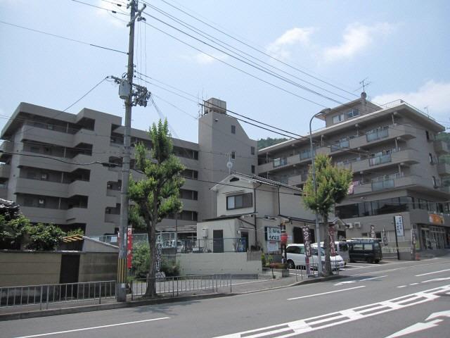 山科 バス15分 停歩3分 4階 3DK 賃貸マンション