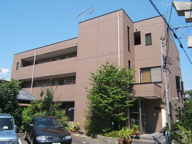 六地蔵 徒歩9分 3階 1K 賃貸マンション