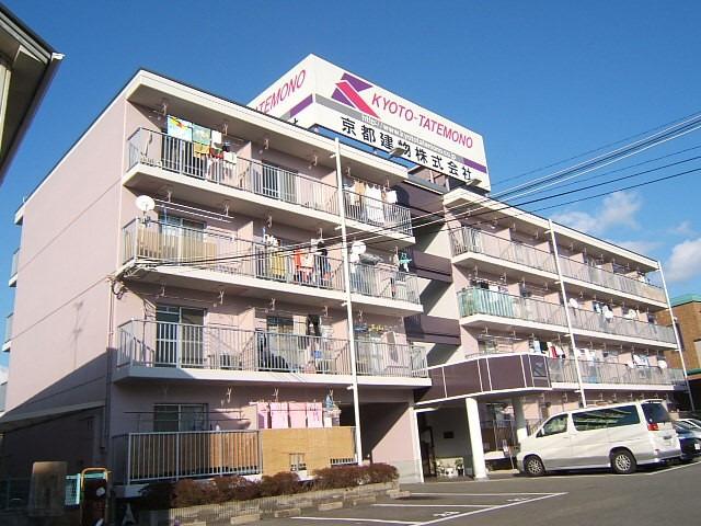 久津川 徒歩11分 2階 1K 賃貸マンション