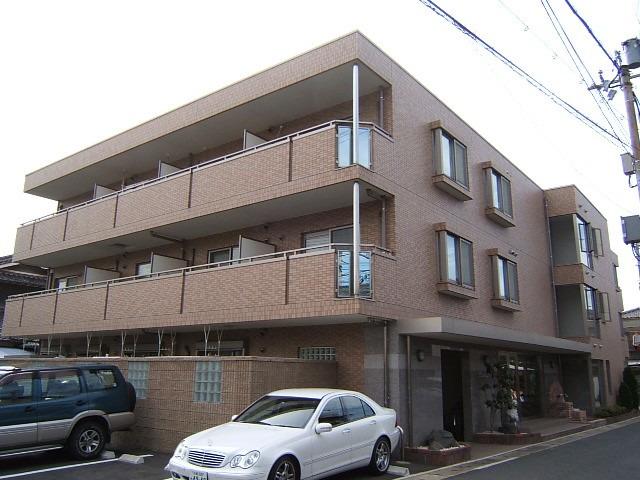 椥辻 徒歩25分 3階 2K 賃貸マンション