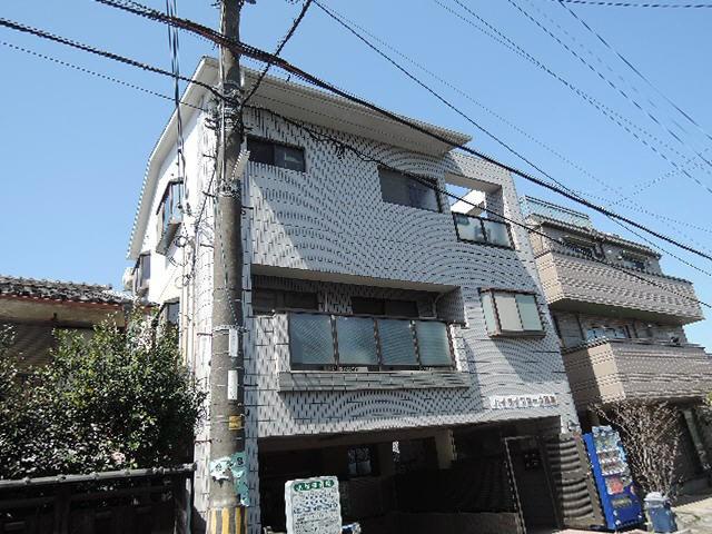 伊勢田 徒歩5分 3階 3DK 賃貸マンション