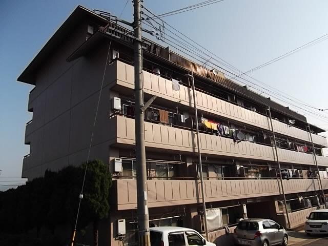 椥辻 徒歩20分 4階 2LDK 賃貸マンション