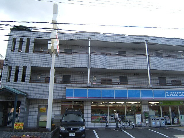 桃山御陵前 徒歩22分 3階 2LDK 賃貸マンション
