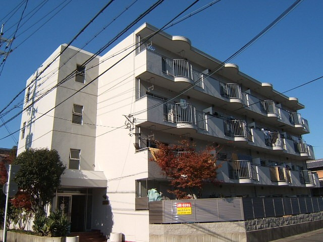 椥辻 徒歩7分 4階 3DK 賃貸マンション