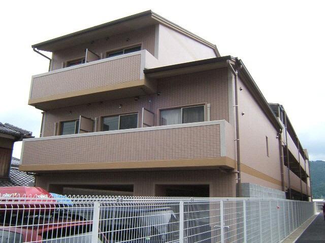 山科 徒歩26分 3階 1K 賃貸マンション