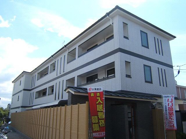 竹田 バス16分 停歩3分 2階 1LDK 賃貸マンション