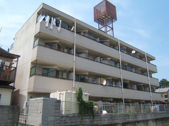 椥辻 徒歩14分 3階 2K 賃貸マンション