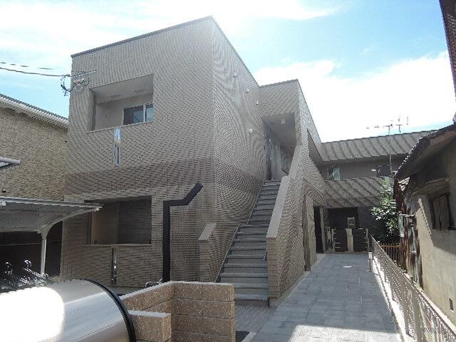 丹波橋 徒歩28分 1階 1K 賃貸マンション