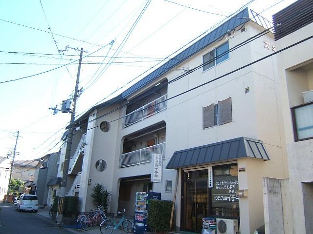 東野 徒歩18分 2階 2DK 賃貸マンション