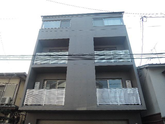 椥辻 徒歩9分 2階 2DK 賃貸マンション