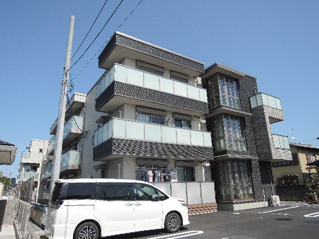 JR小倉 徒歩15分 3階 2LDK 賃貸マンション