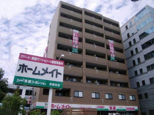 伏見 徒歩12分 7階 1K 賃貸マンション