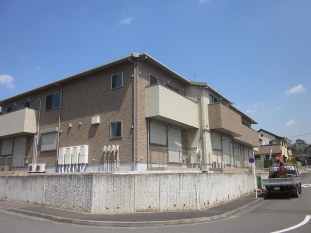 フィオーレ【現地待ち合わせ可】 賃貸アパート