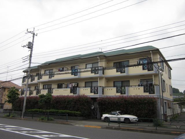 ラックスハイム鶴川Ⅱ【現地待ち合わせ可】 賃貸マンション