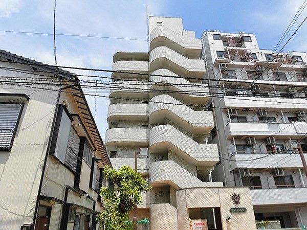 クレスト大和東【EV付き】 賃貸マンション