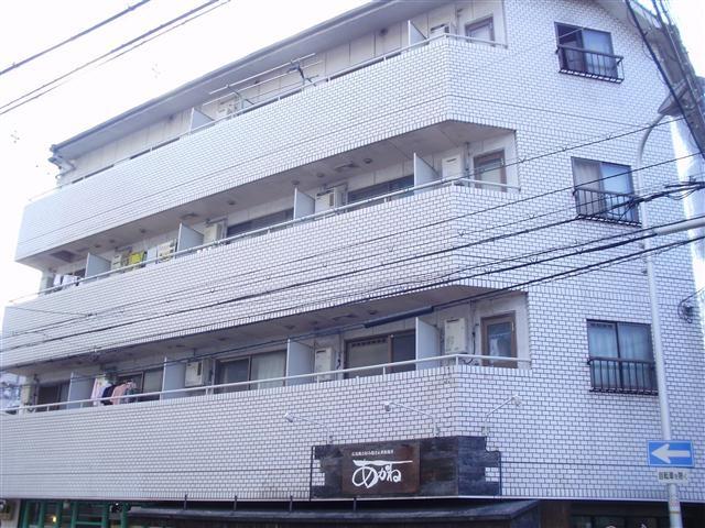 針中野 徒歩18分 3階 1K 賃貸マンション